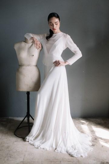 Artistic Avant-Garde Spanish Wedding Inspiration – Vanessa Illi 51