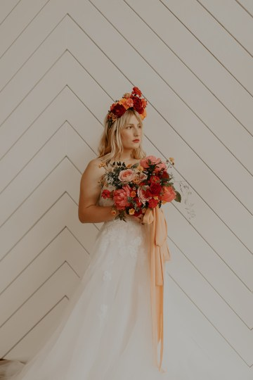 Frida Kahlo Inspired Wedding Inspirations – Devyn Spangler Photography 13