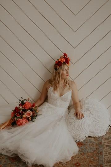 Frida Kahlo Inspired Wedding Inspirations – Devyn Spangler Photography 31