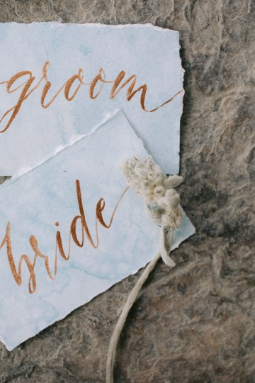 Gorgeous Coastal Ireland Wedding Inspiration – White Cat Studio – Petal and Twine 1
