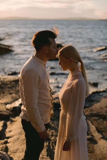 Gorgeous Coastal Ireland Wedding Inspiration – White Cat Studio – Petal and Twine 38