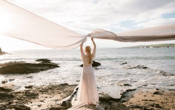 Gorgeous Coastal Ireland Wedding Inspiration