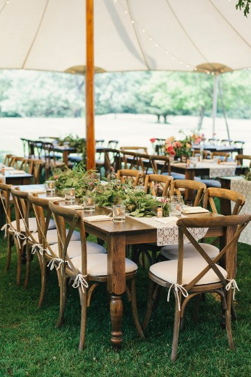 Natural Stateside After-Wedding Reception – Ayres Photography 18