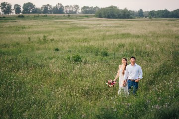 Natural Stateside After-Wedding Reception – Ayres Photography 7