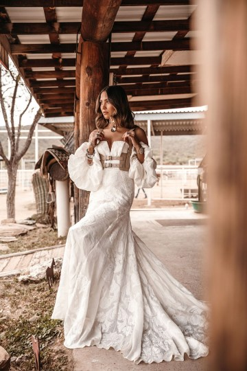 Rue de Seine Moonrise Canyon Wedding Dress Collection – Oakley Gown 2