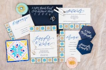 Same Sex Spanish Inspired San Antonio Wedding Inspiration – Xiaoqi Li Photography 2