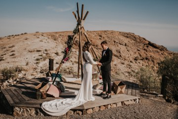 Secluded Gran Canaria Elopement with Panoramic Views – Weddings and Events by Natalia Ortiz – El Momento Perfecto 1