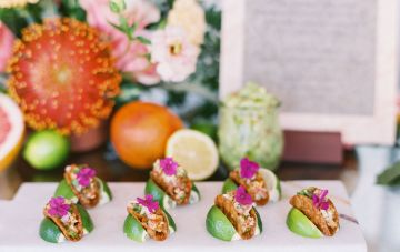 10 Things To Ask Your Wedding Caterers – 003. Colette_s Catering – Jillian Rose Photography