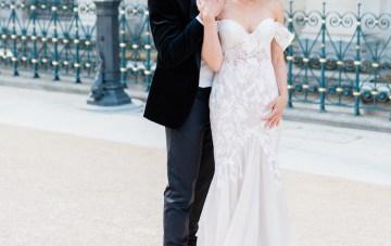 Paris Wedding Photos | www.michellewever.nl