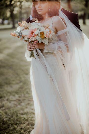 Ethereal Secret Garden Wedding Inspiration – Patrycja Wojtkowiak – Pure Love Weddings 54