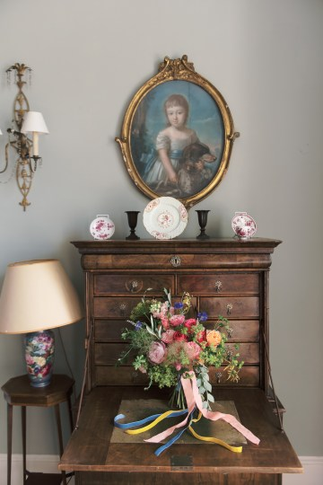 Glamorous Downton Abbey Wedding Inspiration – Cooper Photography 10