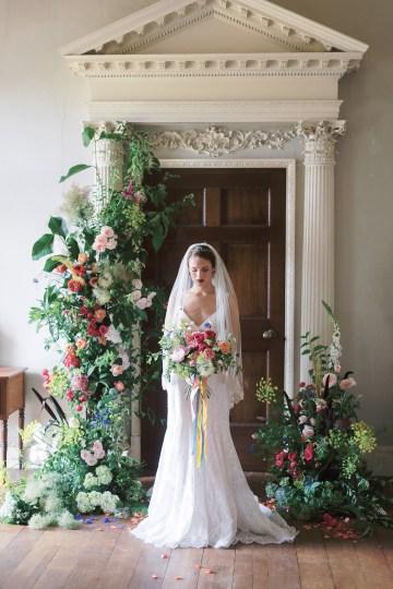 Glamorous Downton Abbey Wedding Inspiration – Cooper Photography 18