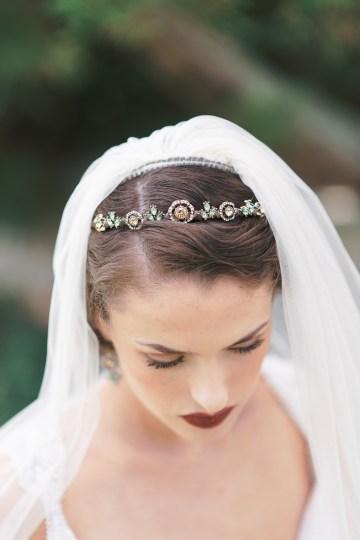 Glamorous Downton Abbey Wedding Inspiration – Cooper Photography 20