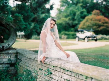 Glamorous Downton Abbey Wedding Inspiration – Cooper Photography 5