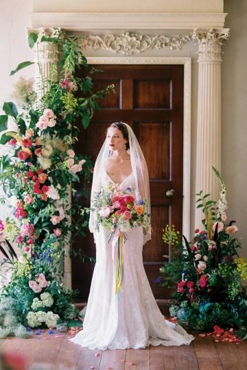 Glamorous Downton Abbey Wedding Inspiration – Cooper Photography 50