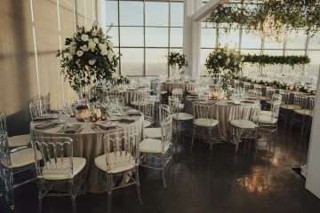 Los Angeles Rooftop Wedding with Incredible Views – Tyler Branch – CCL Weddings and Events 10