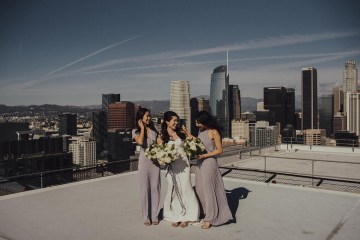 Los Angeles Rooftop Wedding with Incredible Views – Tyler Branch – CCL Weddings and Events 3