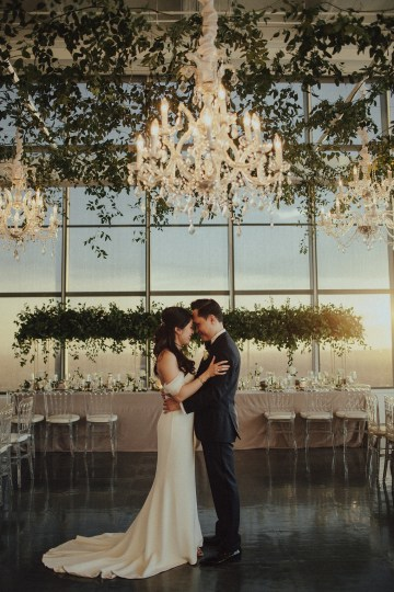 Los Angeles Rooftop Wedding with Incredible Views – Tyler Branch – CCL Weddings and Events 43