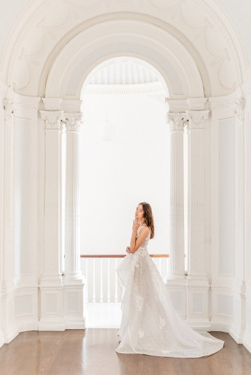 Luxurious and Opulent Wedding Inspiration Featuring Six Stunning Dresses – Gianluca and Mary Adovasio – Tigerlily Weddings 1