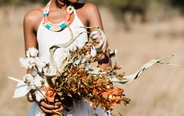 Marry On Safari With This Ultra-Stylish South African Wedding Inspiration