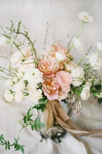 Whimsical Floral-Filled Woodland Wedding – Walnut and Main – Irina Turkova Photography 1