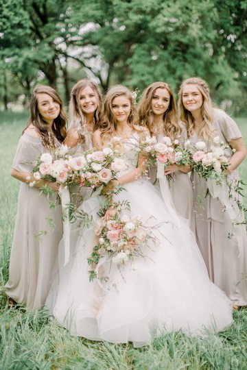 Whimsical Floral-Filled Woodland Wedding – Walnut and Main – Irina Turkova Photography 42