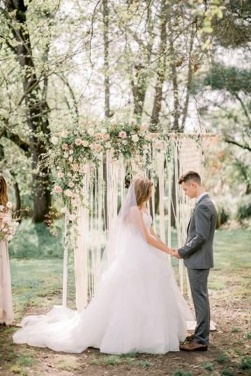 Whimsical Floral-Filled Woodland Wedding – Walnut and Main – Irina Turkova Photography 51