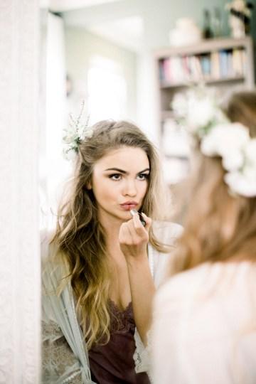 Whimsical Floral-Filled Woodland Wedding – Walnut and Main – Irina Turkova Photography 7
