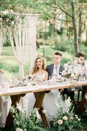 Whimsical Floral-Filled Woodland Wedding – Walnut and Main – Irina Turkova Photography 73