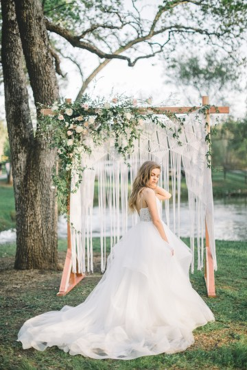 Whimsical Floral-Filled Woodland Wedding – Walnut and Main – Irina Turkova Photography 78