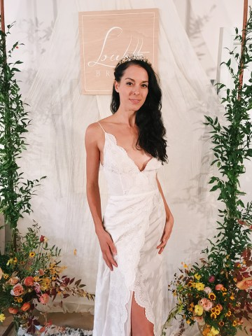 Loulette Bride by Claire Eliza