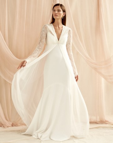 10 New Bridal Designers You Should Know – Bridal Fashion Week 2020 – Savannah Miller Bridal 5