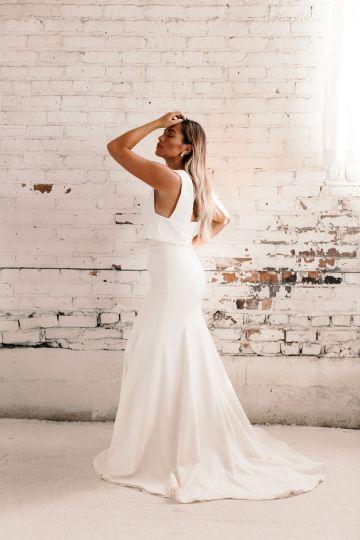 10 New Bridal Designers You Should Know – Bridal Fashion Week 2020 – The Law Bridal 13