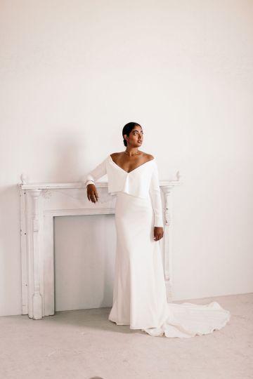 10 New Bridal Designers You Should Know – Bridal Fashion Week 2020 – The Law Bridal 22