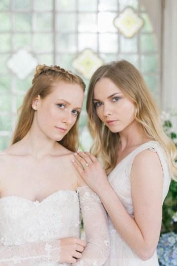 Artistic Renaissance Botticelli Same Sex Wedding Inspiration – Irene Fucci 39