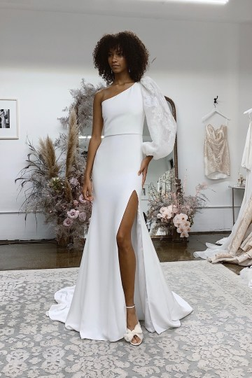 Best Dresses from Bridal Fashion Week – Alexandra Grecco – Lovely Bride