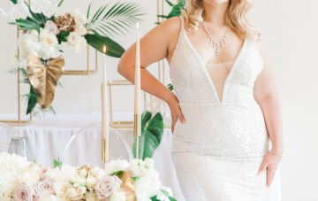 Glamorous Art Deco Wedding Inspiration with Gold Details – Maxeen Kim Photography 32