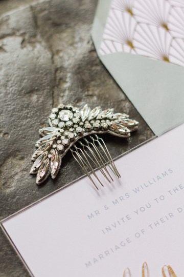 Glamorous Art Deco Wedding Inspiration with Gold Details – Maxeen Kim Photography 6