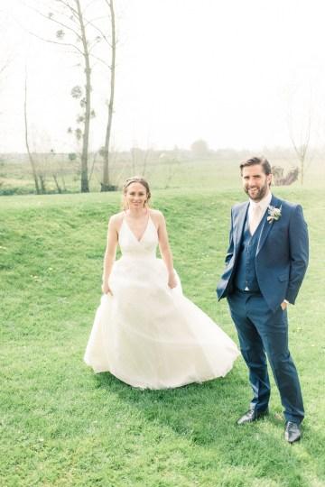 Pretty Pink Almonry Barn Wedding Inspiration – Liz Baker Photography 12