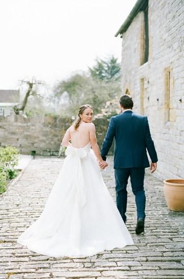 Pretty Pink Almonry Barn Wedding Inspiration – Liz Baker Photography 22