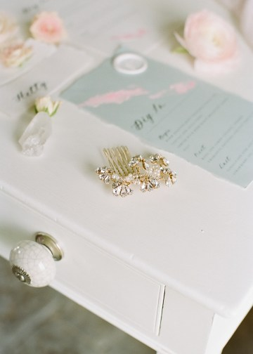 Pretty Pink Almonry Barn Wedding Inspiration – Liz Baker Photography 37