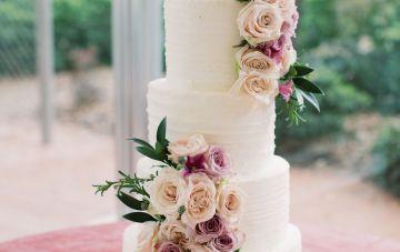 Pretty Texas Garden Wedding With A Blush Pink Wedding Dress – Deven Ashley 21