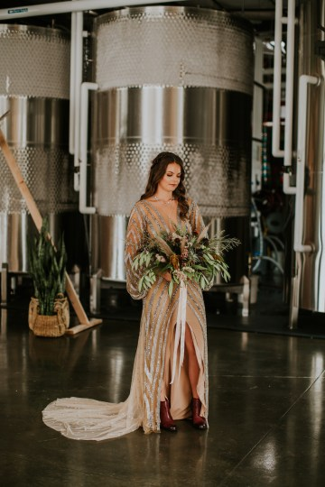 Rustic Fall-themed Nashville Cidery Wedding Inspiration – Erin Trimble Photography 22
