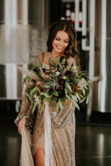 Rustic Fall-themed Nashville Cidery Wedding Inspiration – Erin Trimble Photography 25