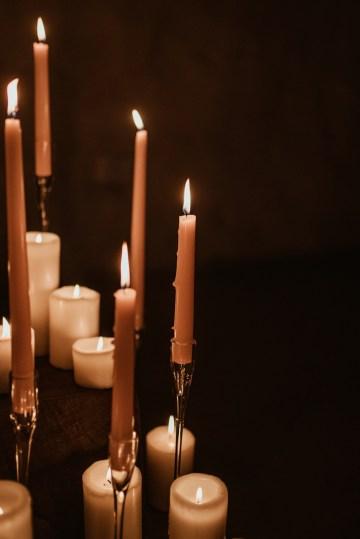 Candlelit Wedding Inspiration With Pretty Fairy Lights – Lauren Pretorius Photography 11