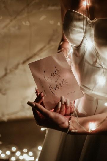 Candlelit Wedding Inspiration With Pretty Fairy Lights – Lauren Pretorius Photography 26