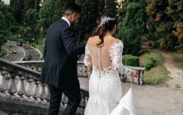 Classic Florence Italy Destination Wedding – Villa La Vedetta – Photo Santucci 28