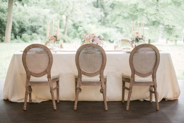 Gorgeous Gold South Asian Wedding Inspiration with a Crescent Moon Altar – Hope Helmuth Photography 5