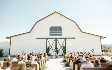 Joyous Oregon Berry Farm Wedding