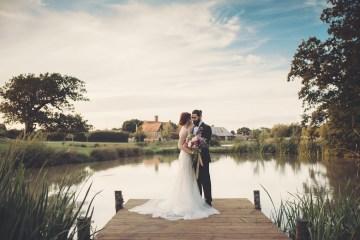 Opulent Barn Holiday Wedding Inspiration – Kerry Ann Duffy Photography 10